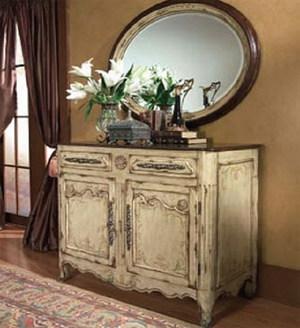 Как приобразить старую мебель