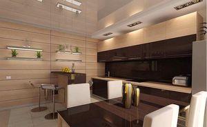 стеновые панели для кухни из мдф фото