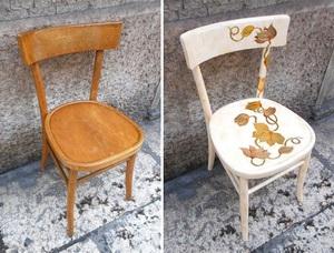 Материалы и интсрументы для реставрации стульев