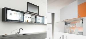 Вертикальные подъемники для кухни - особенности механизма.