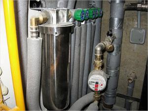 Функциональное назначение фильтров грубой очистки для воды