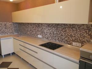 Особенности замены фасада, столешницы и фартука на кухне