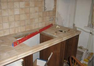 Как своими руками сделать столешницу на кухонный гарнитур 37