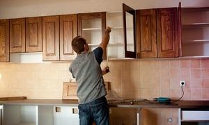 Преимущества замены фасада кухни и требования к столешницам