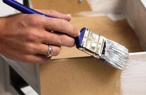 Описание классического способа нанесения патины на деревянную мебель