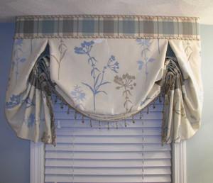 Как крепятся шторы на карнизе