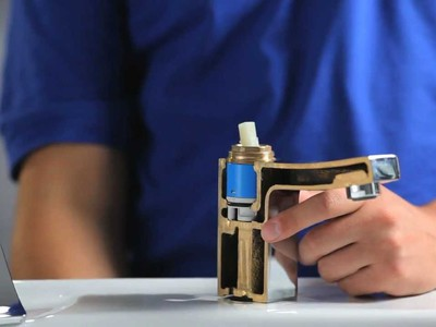 Однорычажный смеситель ремонт однорычажного варианта как отремонтировать кран с одной ручкой как разобрать шаровую продукцию