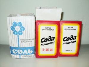 Народные средства для очистки кастрюль от нагара