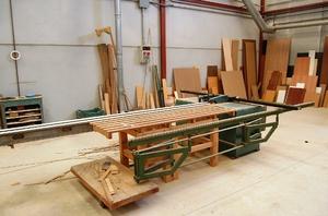 Как производят мебель