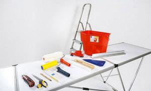Инструменты и материалы для поклейки обоев своими руками