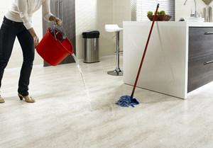 Требования к напольному покрытию для кухни