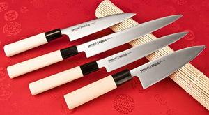 Разновидности японских кухонных ножей